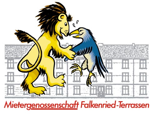 Logo Mietergenossenschaft Falkenried-Terassen – Gesellschafter von P 99